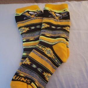 Pittsburgh Penguins Ladies Socks